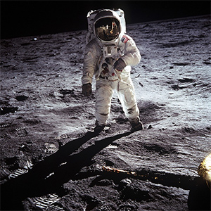 50 years since the moon landing